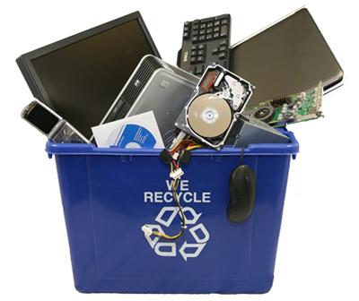 E-waste Bin